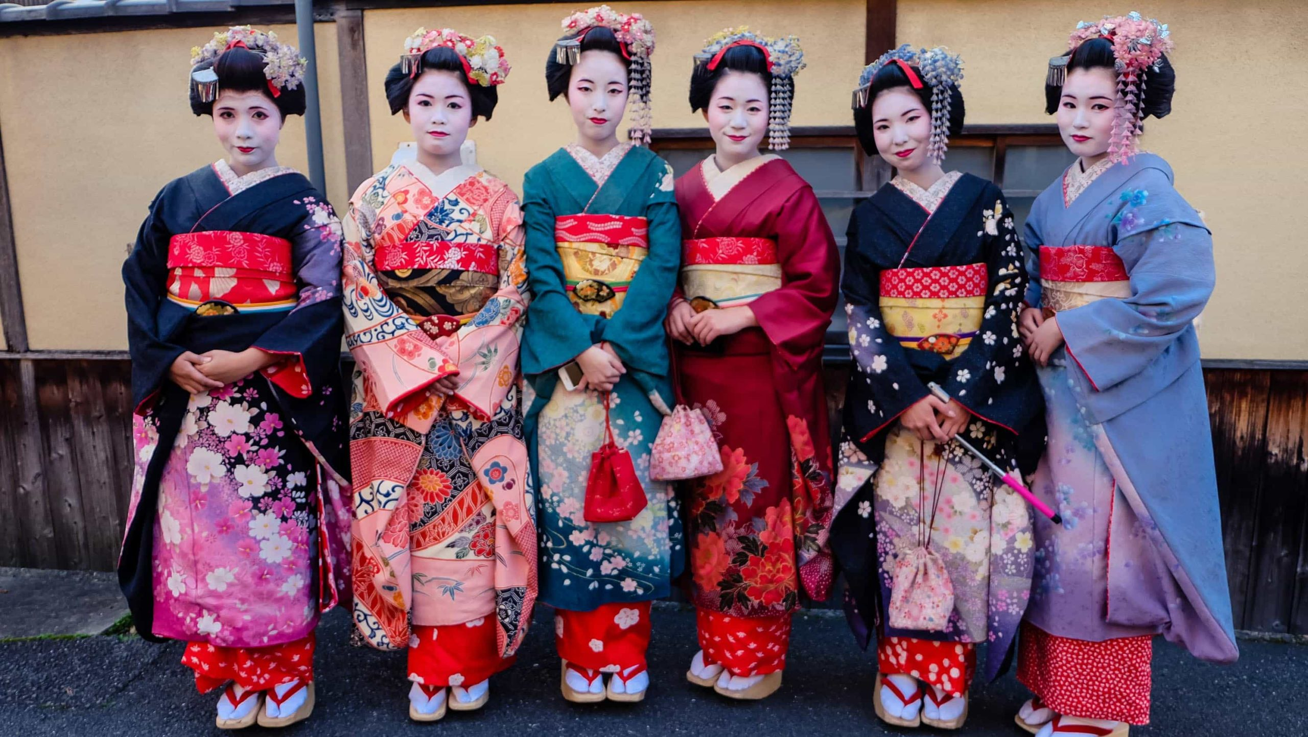 My Maiko Transformation Experience In Kyoto Japan Project Gora